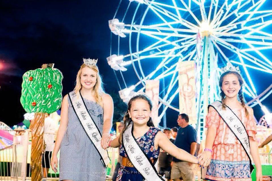 Fisher Fair Queen Pagent