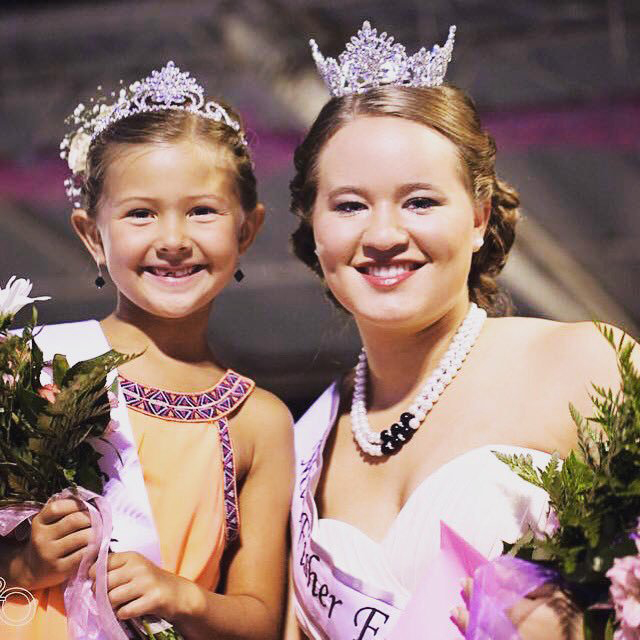 2016 Fisher Fair Queen