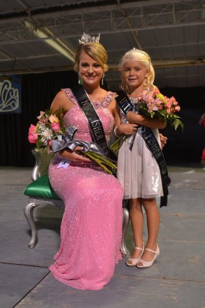 2014 Fisher Fair Queen